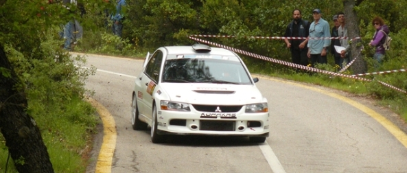 tarmac rally sprint