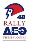 48o rally ΔΕΘ logo