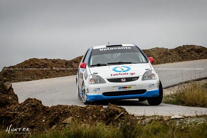 01 2nd Velvento Rally Sprint 2015