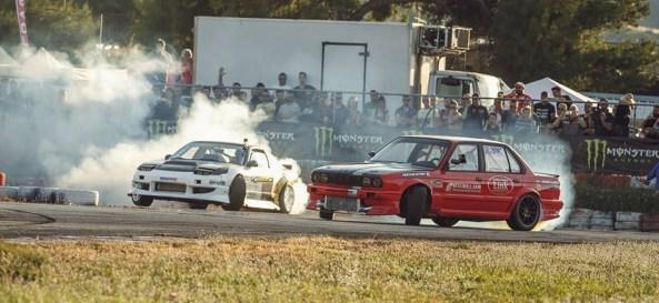 start line drift