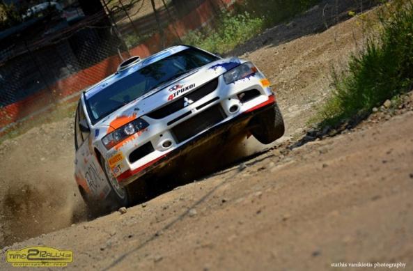 15 start line earino rally sprint 2016