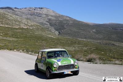 44 7th Classic Regularity Rally Greece 2016 PHILPA SISA