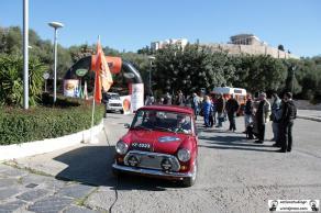 54 7th Classic Regularity Rally Greece 2016 PHILPA SISA