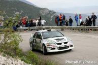 0003 KIRKOS-POLYZOES 7o autovision rally sprint mpralou
