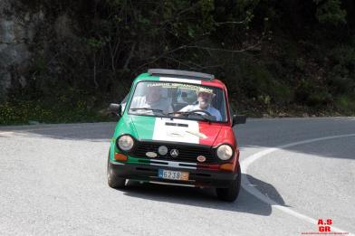 35 elka 3o mesogeiako regularity rally 2016