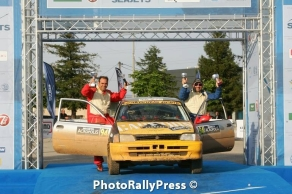 0094B SEAJETS Acropolis Rally 2016