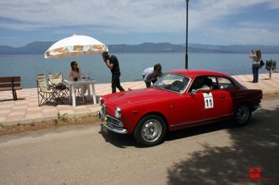 11 magiatiko regularity rally 2016 classic microcars
