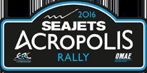 Acropolis Rally 2016 logo