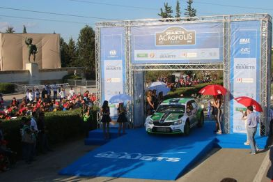 cem_start00016 Seajets Rally Acropolis 2016