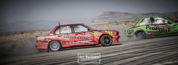 drift chanion time2rally 15