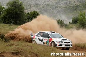 0003 KONSTANTAKOS - RAVANIS 37o rally sprint korinthoy 2016