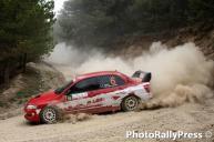 0006 TZEMOS - FOTEINOGIANNOPOULOS 37o rally sprint korinthoy 2016