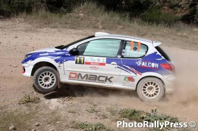0011 KIPREOS - INTZOGLOU 37o rally sprint korinthoy 2016