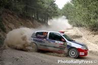 0016 NTAVARIS - PSARAKI 37o rally sprint korinthoy 2016