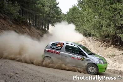 0023 PANOUTSOS - PANOUTSOS 37o rally sprint korinthoy 2016