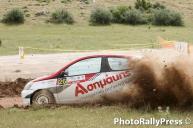 0026 TOUSOULIS - GOURGIOTIS 37o rally sprint korinthoy 2016