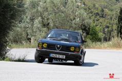 104 historic rally of greece regularity