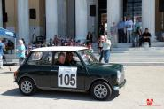 105 historic rally of greece regularity