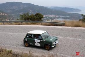 107 historic rally of greece regularity