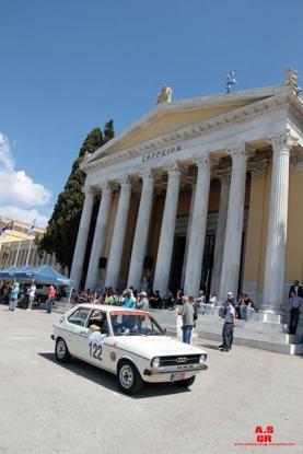 122 historic rally of greece regularity