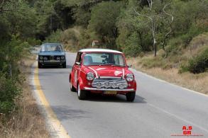 16 Summer Regularity Rally 2016