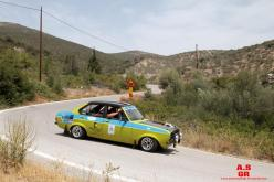 22 8o earino regularity rally argous nikos tsamis 2016