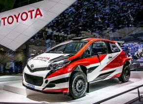 Toyota Gazoo Racing wrc 2017
