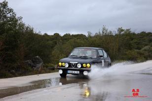 01 regularity rally Arcadia Classic Tour 2017