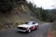 11 regularity rally Arcadia Classic Tour 2017