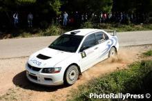0004 KAITATZIS - KAMENOS olimpiako rally 2017