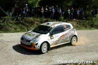 0016 MELENIOS D-BASIOUKAS V olimpiako rally 2017