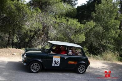 38 Hellenic Regularity Rally 2017