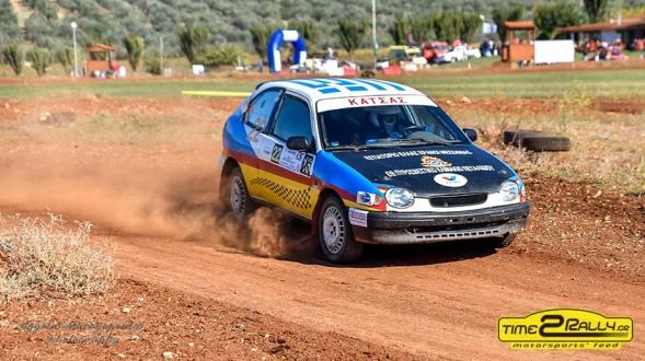 22 6o timed rally challenge 2017