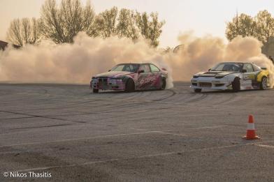23 Twin Drifting Xanthis 2017