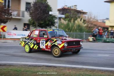 25 rally legend 2017