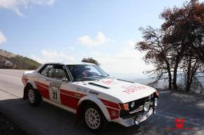 27 2o eleysiniako regularity rally 2017