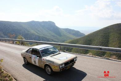 29 2o eleysiniako regularity rally 2017