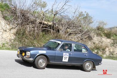 57 9th Classic Rally Regularity