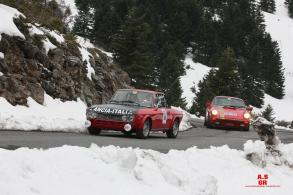 86 9th Classic Rally Regularity
