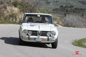 87 9th Classic Rally Regularity
